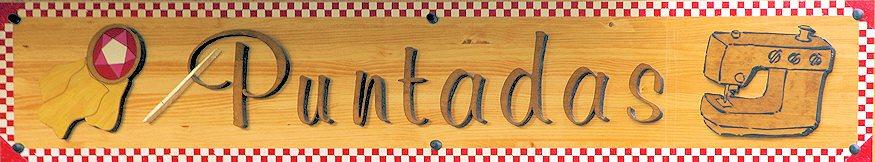 Puntadas Logo